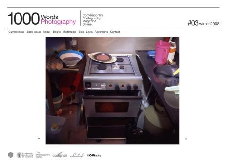 Kitchen, 2004 by Thomas Demand